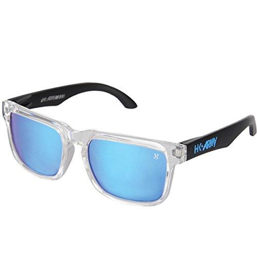 HK Army Vizion Sunglasses - Polar - Clear / - Wicked Sunglasses