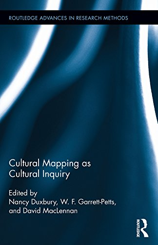 Download Cultural Mapping as Cultural Inquiry (Routledge Advances in Research Methods) Pdf