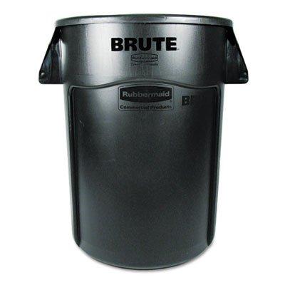 Brute Vented 44-Gal Trash Receptacle