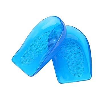 MEJORES Plantillas De Gel Silicona Ortopedicas Para Pies Y Zapatos Set of 8