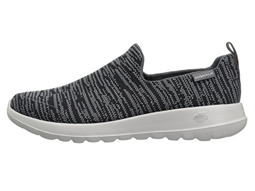[SKECHERS(スケッチャーズ)] メンズスニーカー?ランニングシューズ?靴 Go Walk Max - Infinite Charcoal/Black 8.5 (26.5cm) D - Medium
