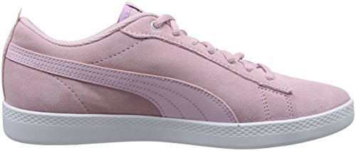 Puma Wns Orchid Smash Sneakers Rose Femme winsome V2 Sd Basses Orchid winsome 05 4rA4qwxP