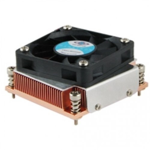 Dynatron Heatsink/ Fan I2 Socket G PGA988 Core i3/i5/i7 45W 5000rpm Retail (988 Socket)