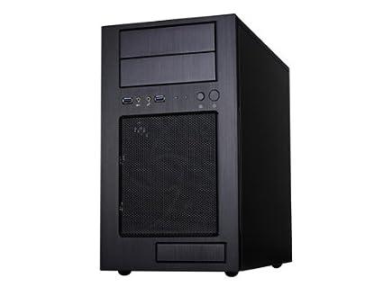 Silverstone TJ08B-E Mini-Tower Negro carcasa de ordenador - Caja de ordenador (