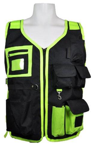 3a Safety Utility Surveyor Safety Vest New Redesign