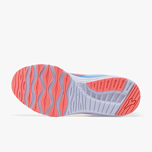 Donna Iris Da Fluo Blue Scarpe Coral Diadora Running W Flamingo qBXwYZx6R