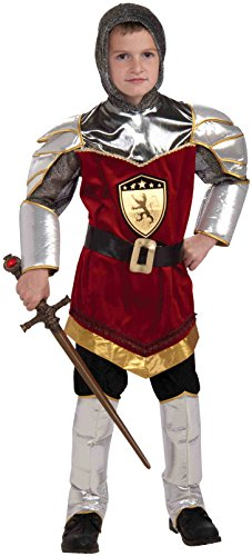 [Forum Novelties Dragon Slayer Costume, Child's Medium] (Shining Knight Costumes)