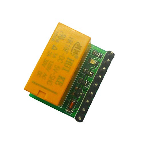 TOOGOO Dr21A01 Dc 5V Dpdt Relay Module Polarity Reversal Switch Board for Arduino Uno