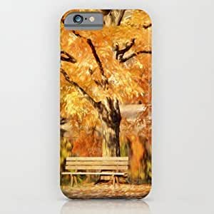 Society6 - Autumn Solitude iPhone 6 Case by ThePhotoGuyDarren