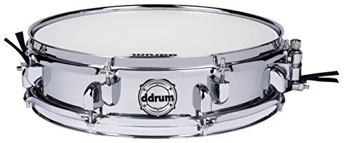 Ddrum Modern Tone Steel Piccolo Snare Drum 14 x 3.5 in. by Ddrum