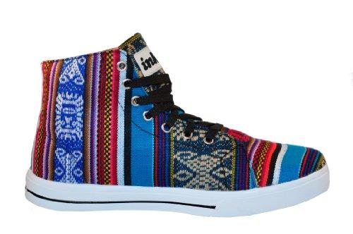Chaussures 44 gt; Gr Inkkas gt; Haute 40 Bluebird Baskets Faits wfqxnxaI0
