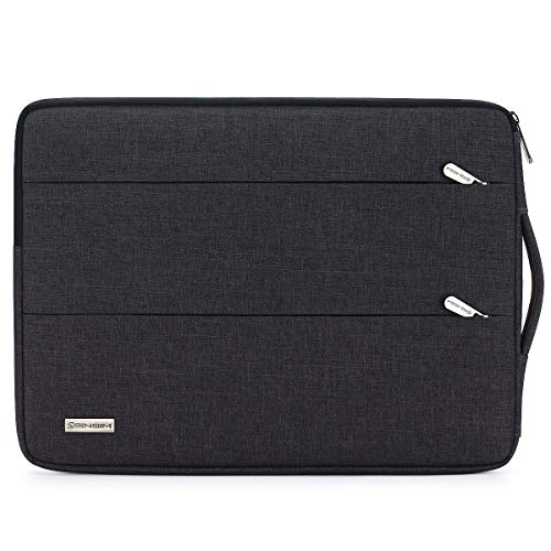 SINSIM 12.5 Inch Laptop Sleeve Case with Handle Compatible Apple 13.3