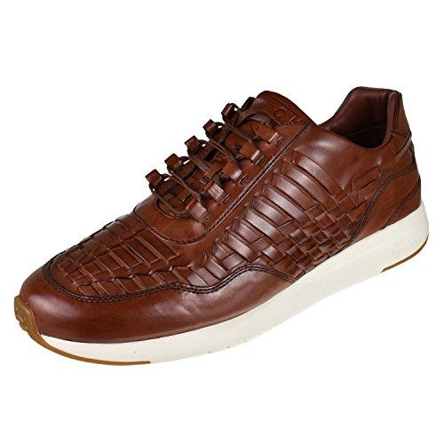 Cole Haan Men's Grandpro Runner Huarache Sneaker, Woodbury W