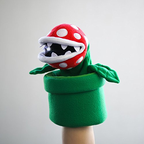 Puppets Super Plush (Hashtag Collectibles Piranha Plant Puppet)