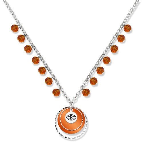 LogoArt NFL Cleveland Browns Game Day Necklace -