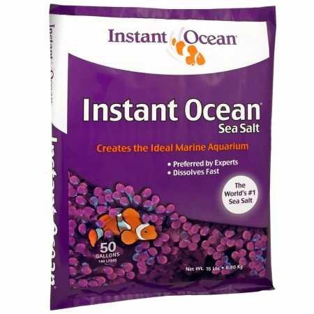 B000255NKA Instant Ocean Sea Salt for Marine Aquariums, Nitrate & Phosphate-Free 41cu9a6YmKL
