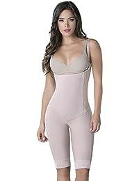 3007c17f47f8f Thaxx Colombian Shapewear Women s Slimming Knee-Length Body Shaper (1373090)
