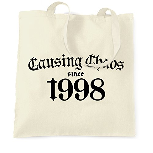Since Natural Tote 20th Bag 1998 Causing Birthday Shopping Chaos Hqa8pS