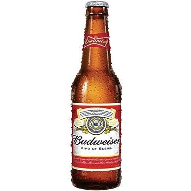 Budweiser Lager (24 x 330ml Bottles): Amazon co uk: Grocery