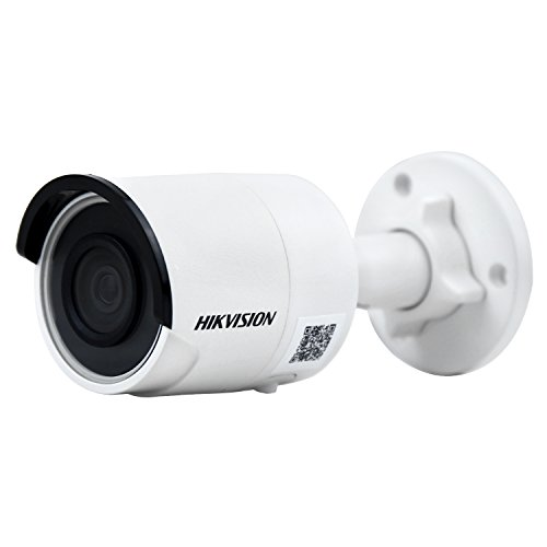 HIKVISION DS-2CD2085FWD-I&Update Vision DS-2CD2083G0-I 8.0 MP Outdoor with IR-Cut Prime 128(Day Night Motion Detection PoE Remote Access Plug and Play IR-Cut) IP-6mm