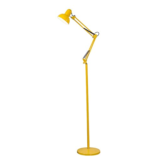 Lámpara de pie Luz permanente moderna Brazo Ajustable y Altura ...