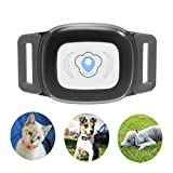 Bartun Mini GPS Pet Tracker IP67 Waterproof Locating for Smart Cats Small Dogs