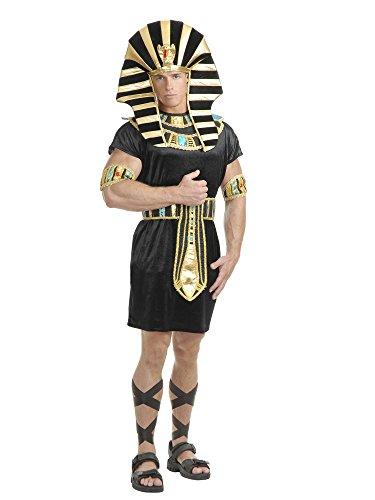 Adult King Tut Egyptian King Costume - (Mens King Tut Costume)