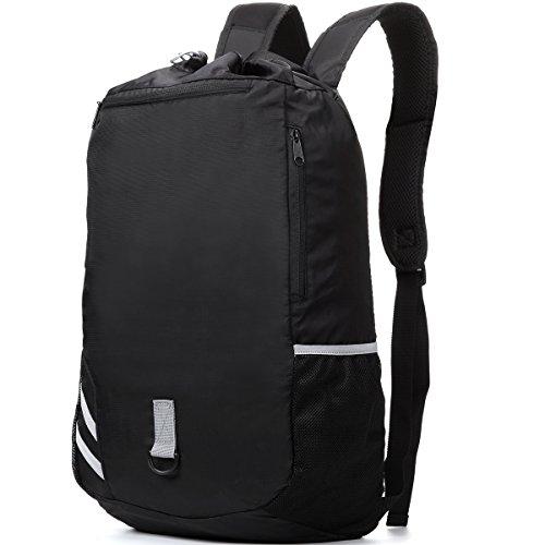 b6e657dc78 Drawstring Backpack-Comfortable Gym Sack Pack Bag for Men Women - Buy  Online in Oman.