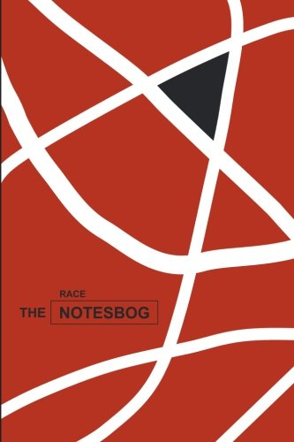 """notesbog - 6""""x9"""", race edition (red) blanco, 142p, (ca. DIN A5), Softcover: Softcover, Notizbuch, notebook, notesbog, race edition (German Edition) pdf epub"""