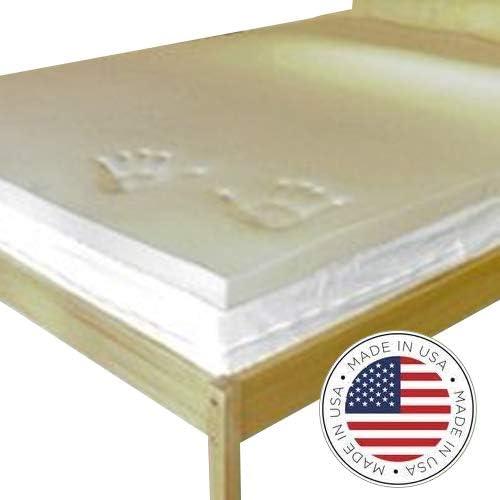 "HIFORT 10/"" Memory Luxury Foam Mattress King//Queen//Full//TwinXL//Twin Size Comfort"