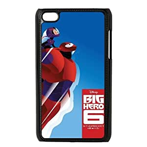 iPod Touch 4 Cell Phone Case Black Big Hero 6 AG6106849