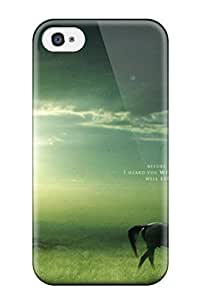 Best Iphone 4/4s Case Slim [ultra Fit] Growing To Love Protective Case Cover