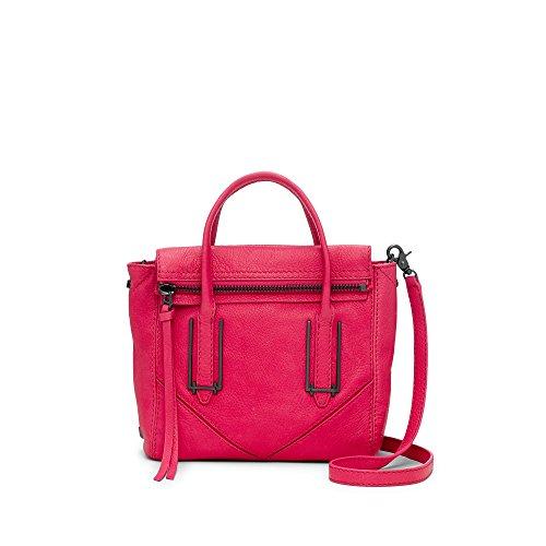 Botkier Women's Delancy Small Satchel Bag - Pink Rose