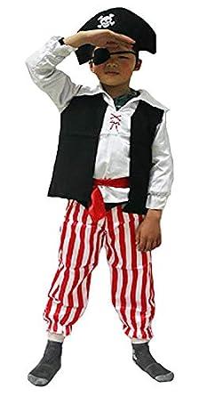 Forever Young Boys Disfraz de Pirata Niño Niño Niños Disfraces ...