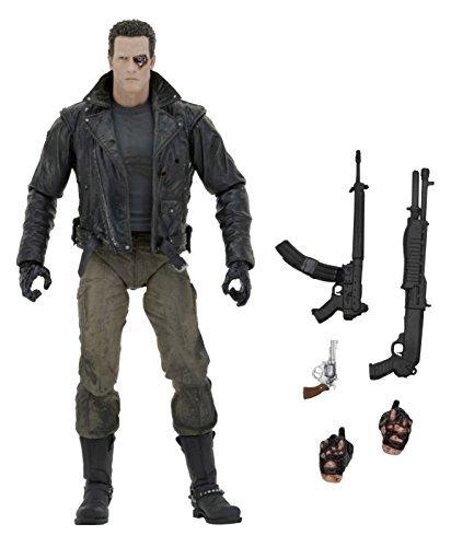 Ultimate Police Station Assault (Terminator) NECA 7 Inch Figure by TERMINATOR