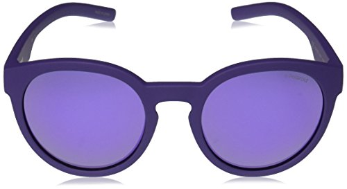 Morado Violet 45 MF Grey Niños de Polaroid S Gafas Sol Unisex 2Q1 PLD 8019 OpPxw6v