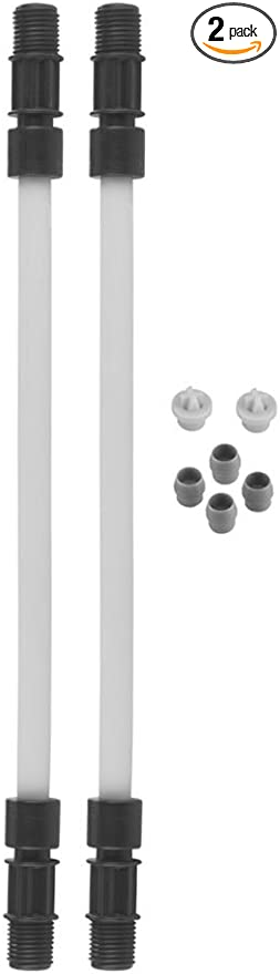 100 psi Stenner Pump #7 Santoprene Material Replacement Tube comes with new 2 grey ferrules.