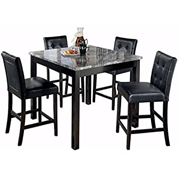 Amazon.com - Ashley Furniture Signature Design - Theo Dining Room ...