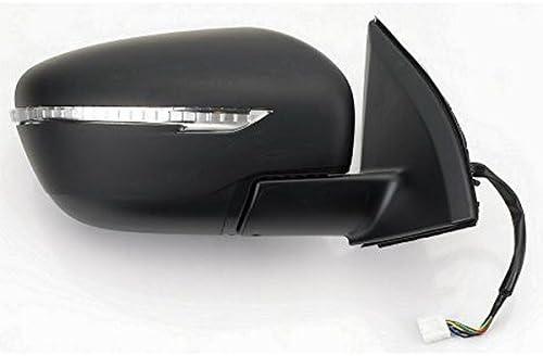 802015RB Specchio Retrovisore Sx Sinistro Elettrico - Termico - Richiudibile elettricamente Lato Guida