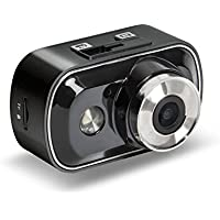 Pilot Automotive CL-3016WK Dual 2-in-1 Sports Action Dash Camera with 8GB SD Card