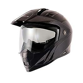 Vega Mount Black Helmet-M