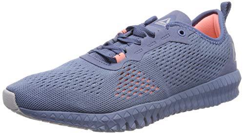 Mujer blue Grey Para digital Deporte De Slate Zapatillas cloud Reebok Multicolor Flexagon Pink 000 qgf0UqR