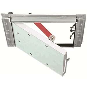 Construsim C6714040 - Trampilla registro para placa de 13 PREMIUM 400x400 mm