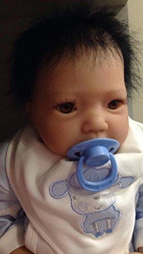 Amazon.es: Reborn Baby Boy muñeca, Heavy, 20 cm de largo ...
