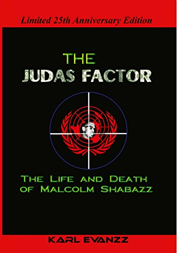 The Judas Factor: The Life and Death of Malcolm Shabazz (The Death And Life Of Malcolm X)