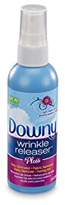 Downy Wrinkle Releaser Plus Light Fresh Scent, Travel Size, 3 Fluid Ounce