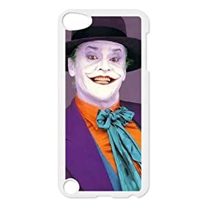 Batman Joker iPod TouchCase White TPU Phone Case SV_283694