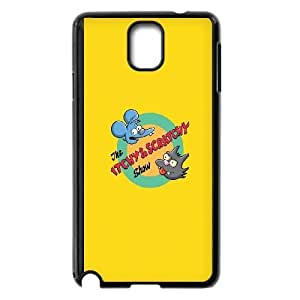 Itchy And Scratchy Samsung Galaxy Note 3 Cell Phone Case Black Exquisite gift (SA_438868)