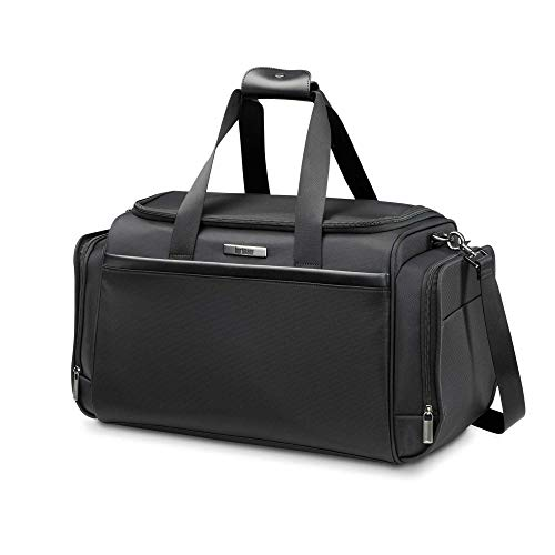 Hartmann Metropolitan 2 Travel Duffel Overnight, Deep Black, One Size
