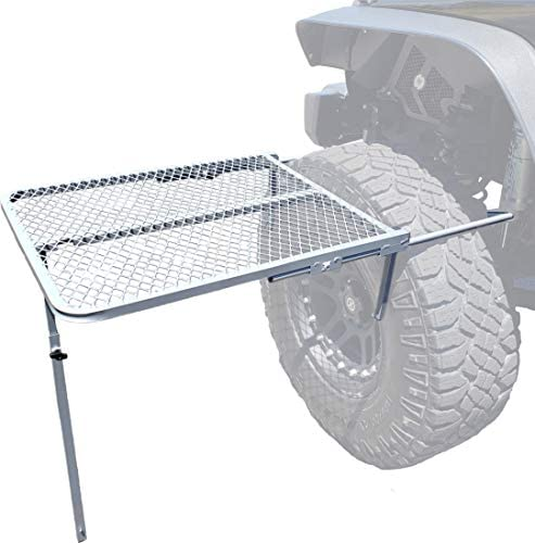 Tire Table Vehicle Tire-Mounted Camping